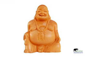 Laughing buddha setting